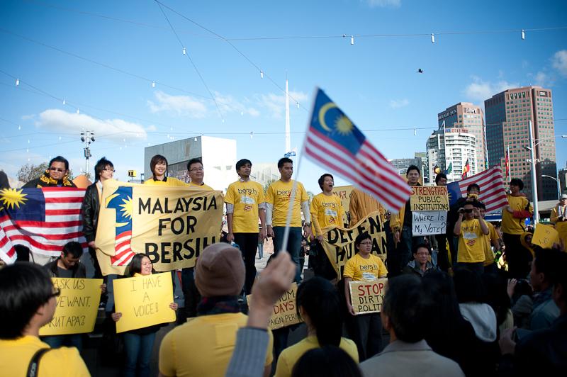 Bersih 2 Melbourne