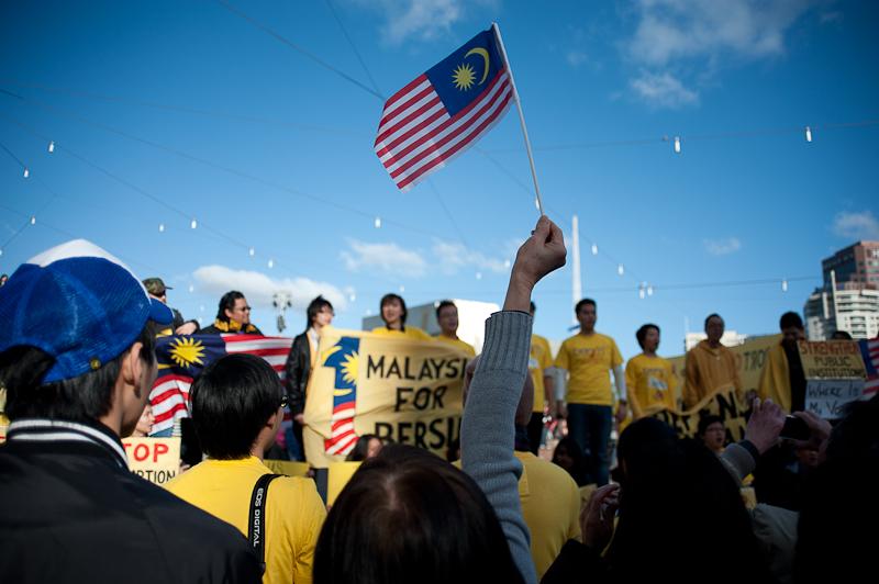 Bersih 2 Melbourne Rally