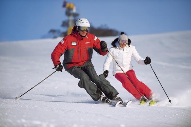 Skiing – Hotham Alpine Resort