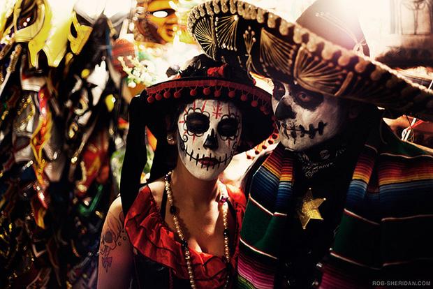 Halloween-Mexico-Día-de-los-Muertos